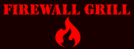 Firewall Charcoal and Wood Grills Logo